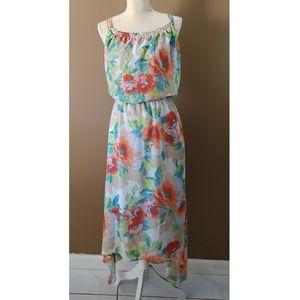 ➕🔥Emma & Michele 💜 Floral Dress